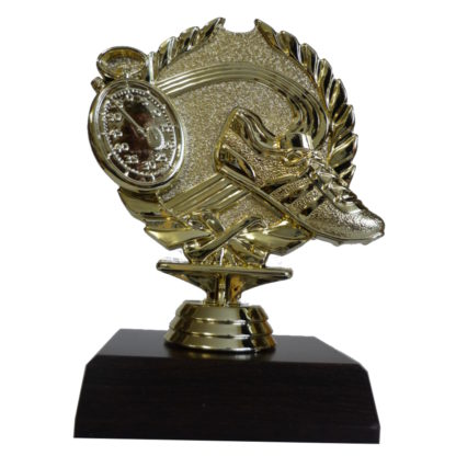 Athletics Wreath Figurine