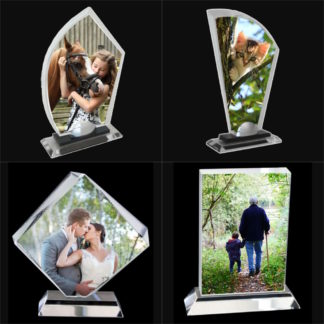 Crystal Photo Displays