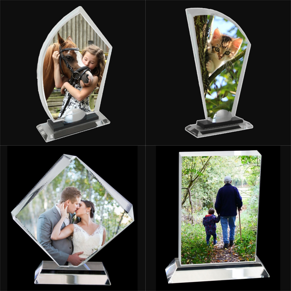 Crystal Photo Displays
