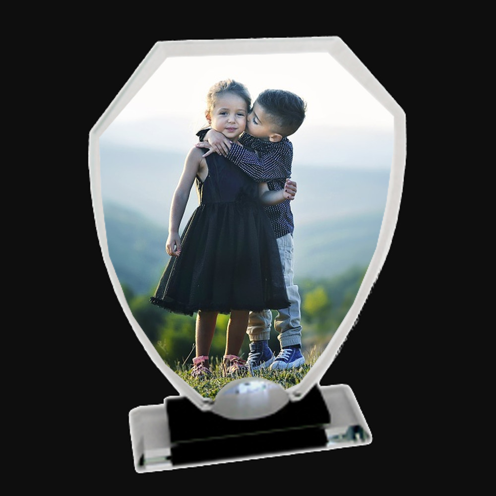 Crystal Shield Photo Display