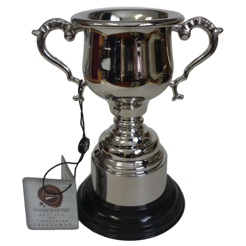 Wide Bowl Trophy Cup