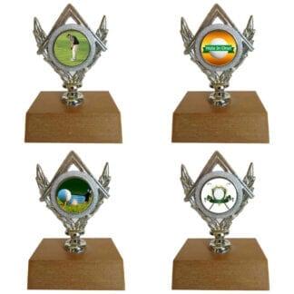 Mini Golf Trophy