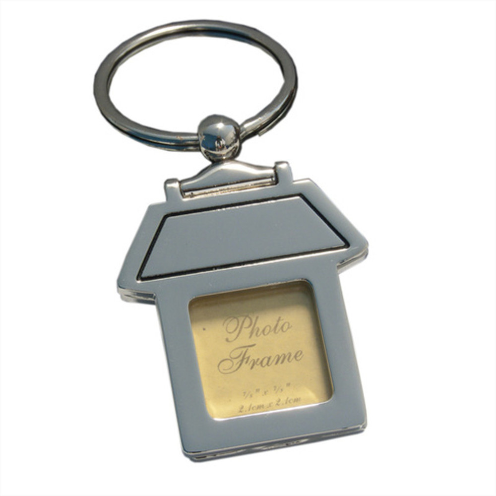 Engravable House Keyring - Award Engravers And Framers - NZ