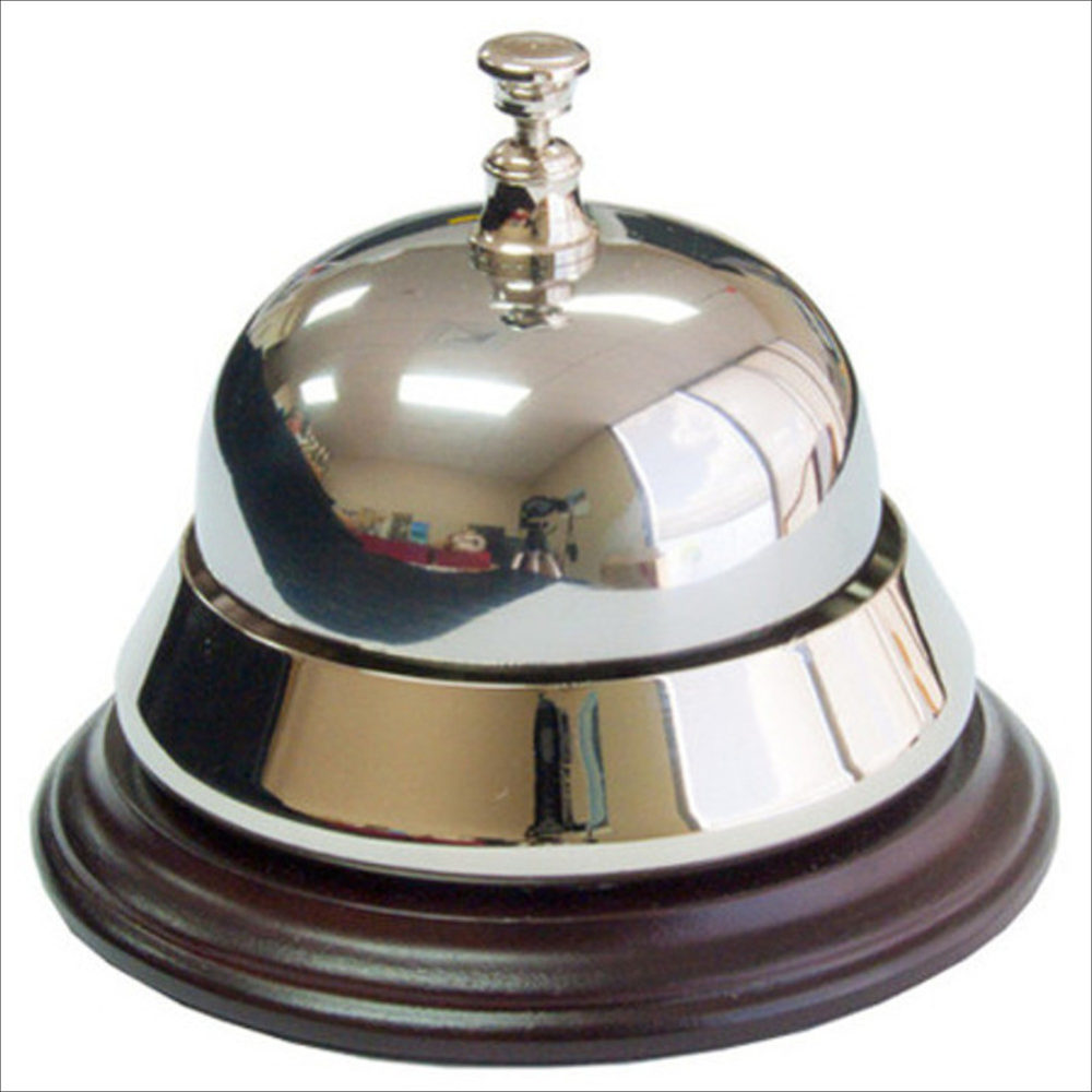Engraveable Table Bell