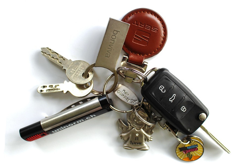 Keychain Or Keyring – Is There A Difference?