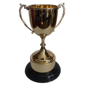 Argent Trophy Cup - Gold