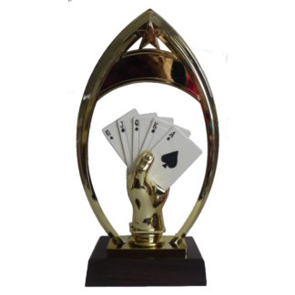 Cards & Chess Trophies