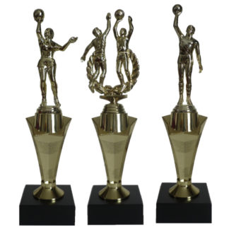 Pedestal Basketball Trophy