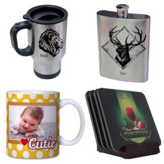 Travel Mugs & Drinkware