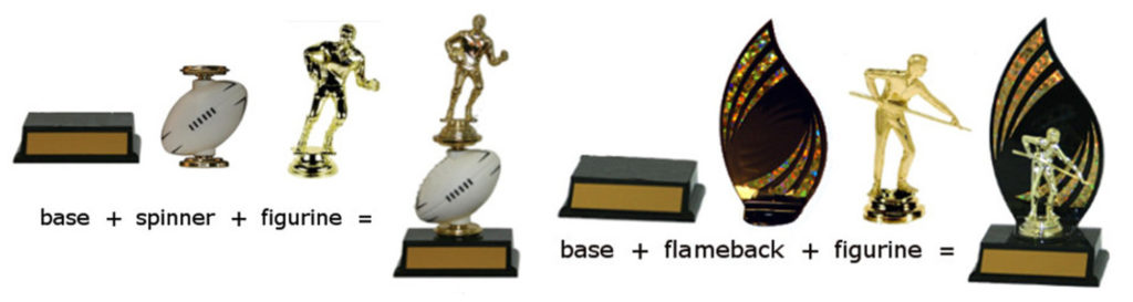 Custom Made Trophies, Custom Trophies, Custom Built Trophies