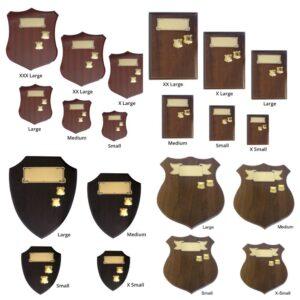 Plaques & Shields