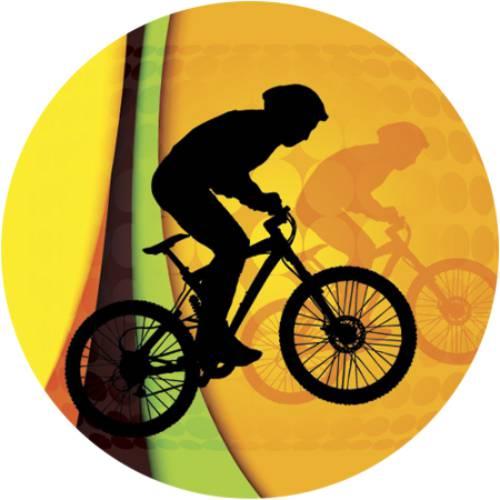 BMX Silhouette
