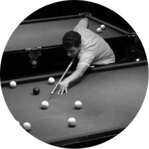 Billiards Greyscale