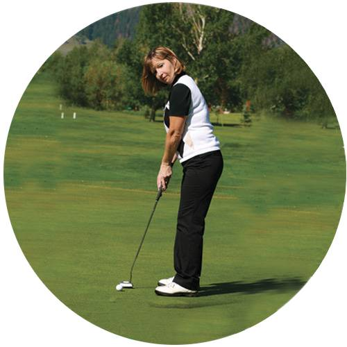Golfer Female