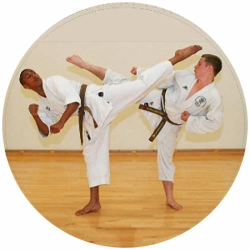 Karate Pair