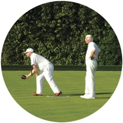 Lawn Bowls Male Pair
