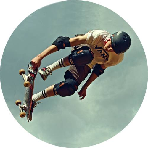 Skateboarder 1