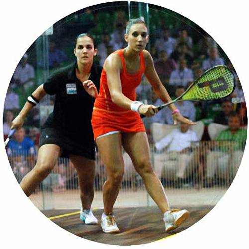 Squash Players-Female