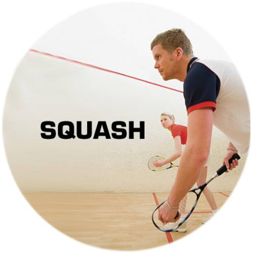 Squash Players Male & Female
