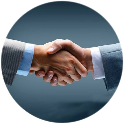 Victory Handshake
