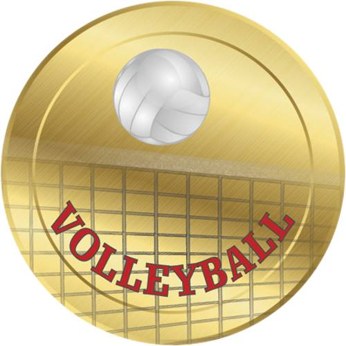 Volleyball Gold