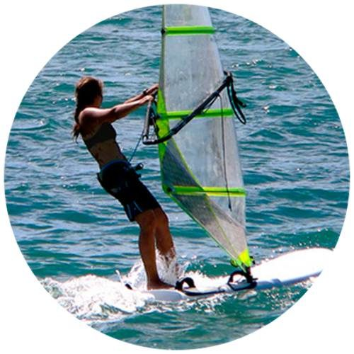 Windsurfer Female