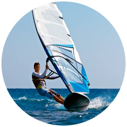 Windsurfer Male