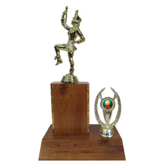 Marching Girl Trophy