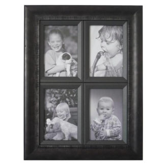 Windows Picture Frame - Charcoal