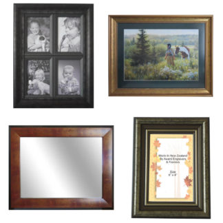 Framed Items