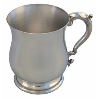 Pewter Tankard - Georgian