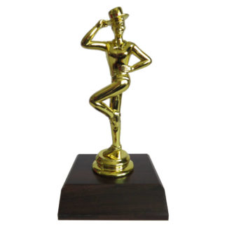 Jazz Dancer Figurine