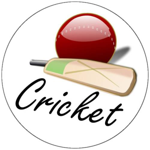Cricket Ball & Bat