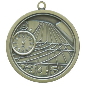 Hi-Relief Athletics Medal