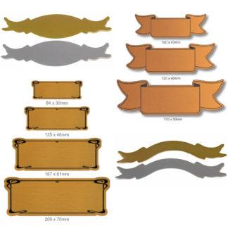 Plaque & Shield Accessories