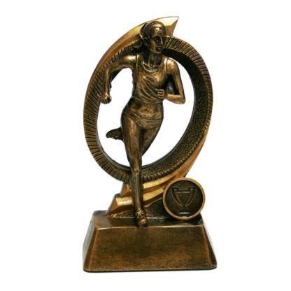 Athletics Female Resin Trophy