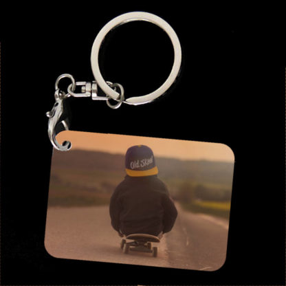 Child safety keyring picture