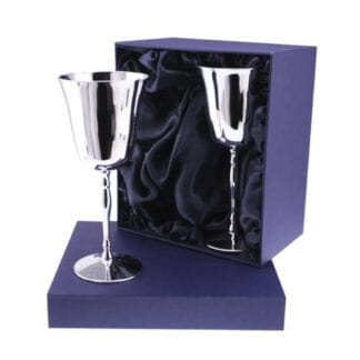 Large Red Wine Goblets