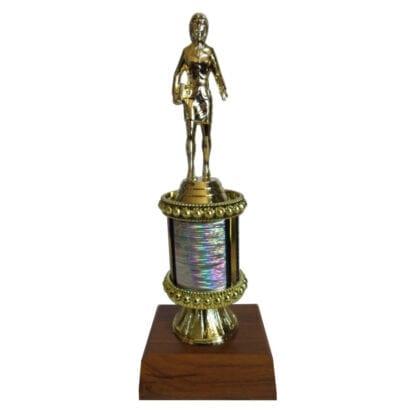 Saleswoman Trophy