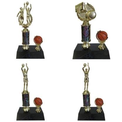 Basketball Spinner Award
