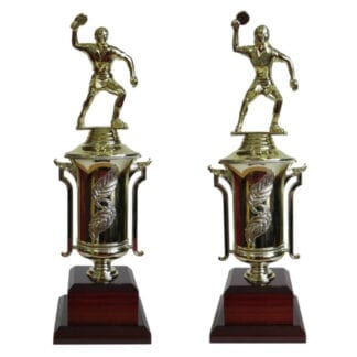 Table Tennis Trophy Cup