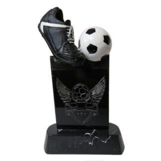 Resin Soccer Boot Award