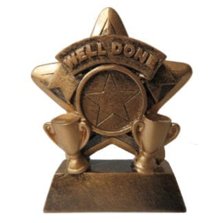Well Done Star Award