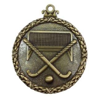 Gold Wreath Hockey Medal