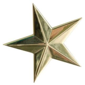 Gold Star Trophy Trim