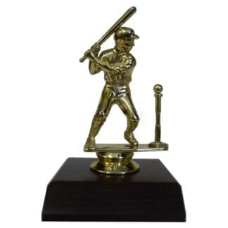 Tee Ball Male Figurine