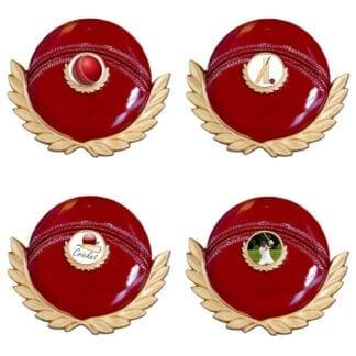 Cricket Ball Emblem
