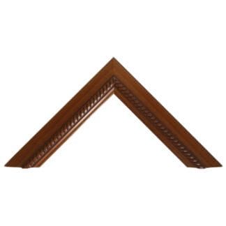 Rope Trim Picture Frame