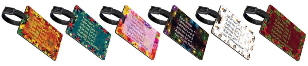 Luggage Tags Banner